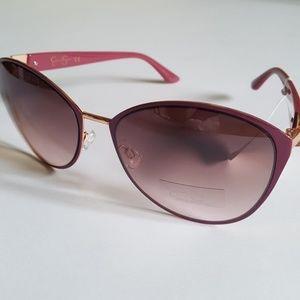 Jessica Simpson women's cateye sunglasses